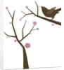Bird in tree by Corbis