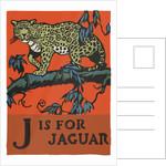 J is for jaguar by Corbis