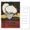 T is for turkey by Corbis
