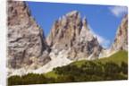 Langkofel mountain in the Italian Dolomites by Corbis