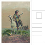The scout Buffalo Bill by Corbis