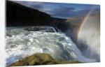 Gullfoss Waterfall, Iceland by Corbis