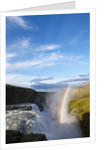 Gullfoss Waterfall, Iceland by Corbis