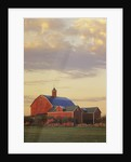 A Farm in Wellington, Ontario, Canada by Corbis