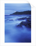 Langara Lighthouse, Langara Islands, Queen Charlotte Islands, British Columbia, Canada. by Corbis