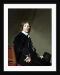Portrait of Eduard Wallis by Jan Verspronck