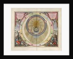 Plate 6 from Harmonia Macrocosmica by Andreas Cellarius