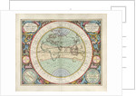 Plate 13 from Harmonia Macrocosmica by Andreas Cellarius