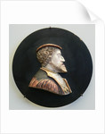 Relief portrait of Charles V, Holy Roman Emperor by Corbis