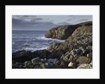 coastline near Gallan Head by Corbis