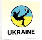 Ukraine Soccer by Corbis