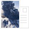 Eyjafjallajokull volcano erupting in Iceland by Corbis