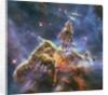 Stellar Nursery in the Carina Nebula by Corbis