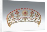 Russian tsarist diadem by Corbis
