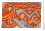 Agate sample by Corbis