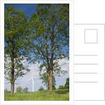 Wind Farm, West Virginia by Corbis