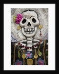 Day of the Dead skeleton art, Oaxaca, Mexico by Corbis