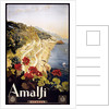 Amalfi poster by Corbis