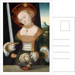 Judith with the Head of Holofernes by Lucas Cranach the Elder