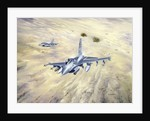 American fighter jets during Desert Storm by Corbis