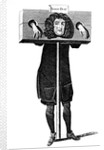 Titus Oates in the pillory by Corbis