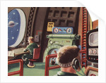 Space command station by Corbis
