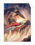 Sigurd and Brynhild by Corbis