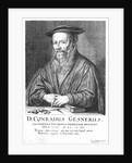 Conrad Gesner by Corbis