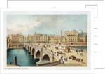 Bridge in Glasgow by Corbis
