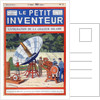 Abel Pifre's solar-powered printing press by Corbis