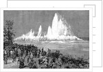 Blowing up Flood Rock by Corbis