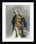 Admiral Lord Nelson by Corbis