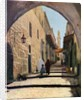 A street in Jerusalem by Corbis