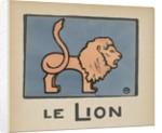Lion by Corbis
