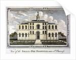 Smallpox hospital in St. Pancras by Corbis