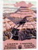 Grand Canyon travel poster by Corbis