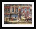 Shops in Fleet Street by Corbis