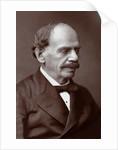 Julius Benedict (1804-1895) German-born Composer & Conductor by Corbis