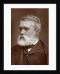Tom Taylor (1817-1880) English Dramatist, Critic & Editor of Punch by Corbis