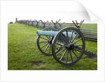 Civil War Memorial, Gettysburg, Pennsylvania by Corbis