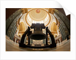 Liberty Bell replica in Wisconsin State Capitol by Corbis