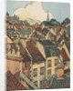 Rooftops of houses by Corbis