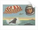Astronaut Gus Grissom by Corbis