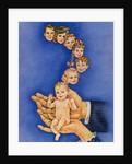Children growing up by Corbis