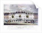 Brown's Indian Queen Hotel by Corbis