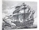 A view of Henry Grace a Dieu by Corbis
