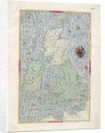 Map of the British Isles by William Bowyer
