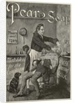 Pear's Soap advertisement by Corbis