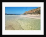 Shallow sea and beach by Corbis