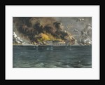 Bombardment of Fort Sumter, Charleston Harbor by Corbis